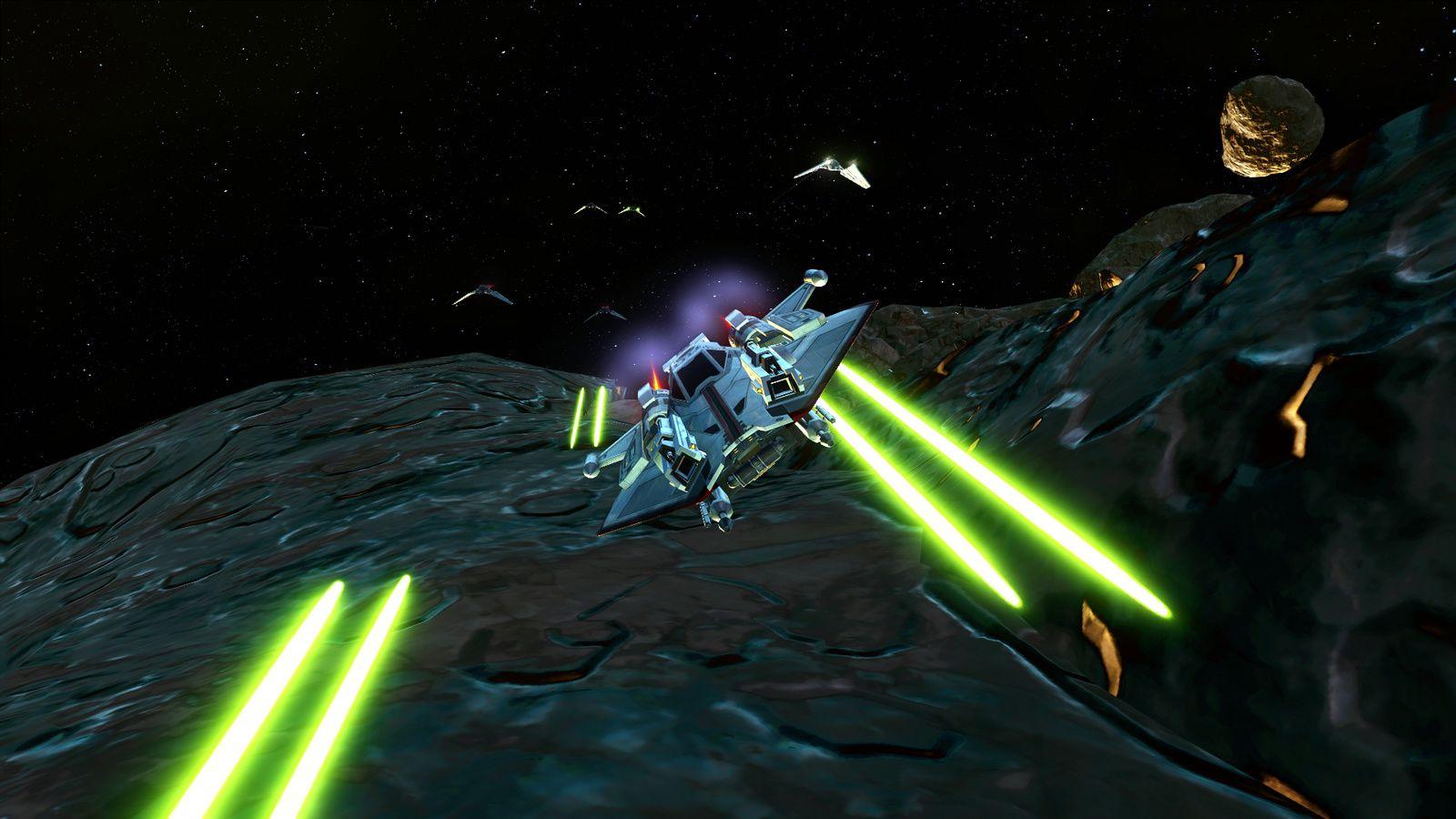 L'extension Galactic Starfighter de Star Wars : The Old Republic disponible pour tous