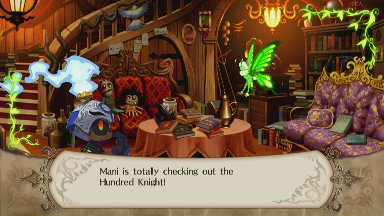 Un nouveau trailer de The Witch and the Hundred Knight