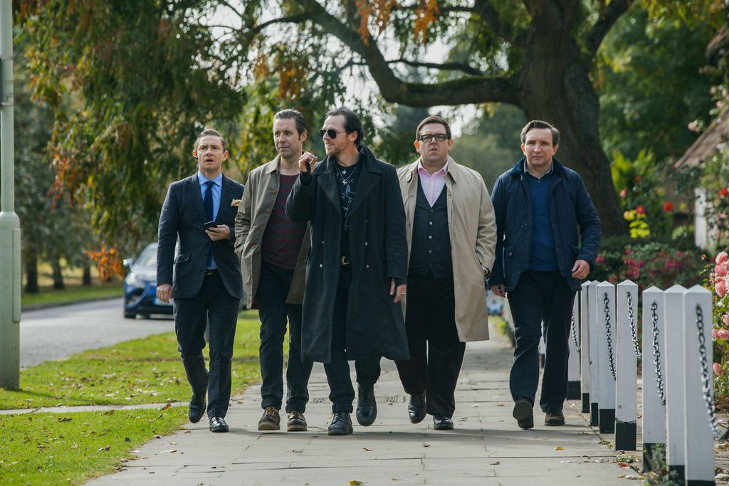 The World's End, finiront-ils le Barathon ?