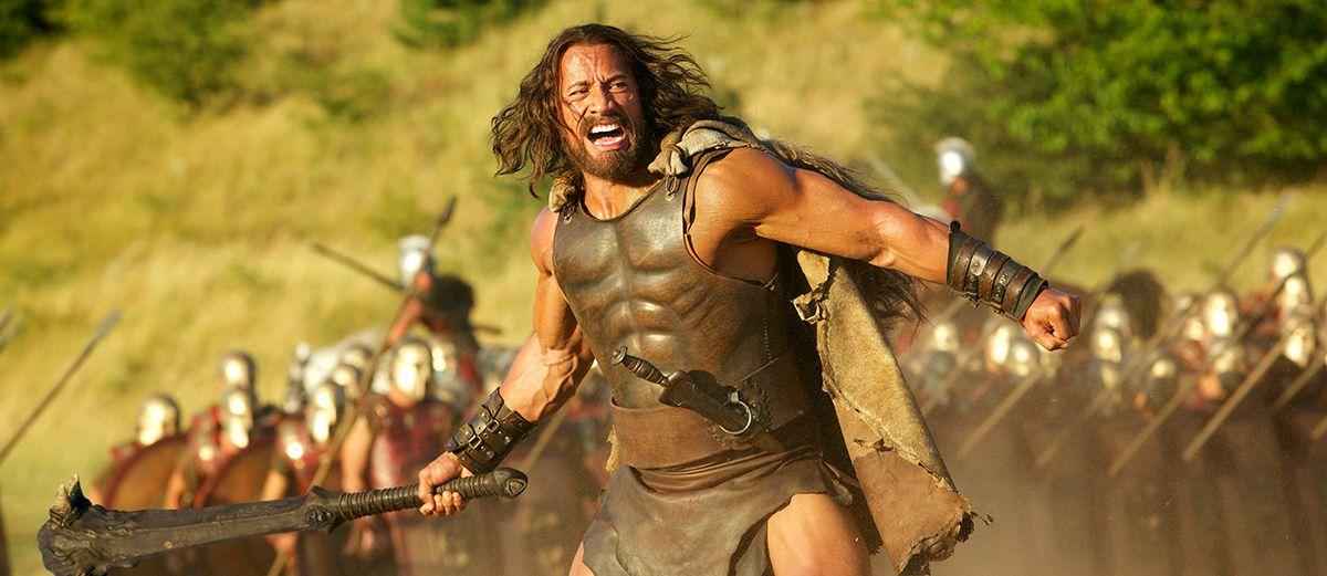 Le premier clip issu du film Hercules avec Dwayne Johnson