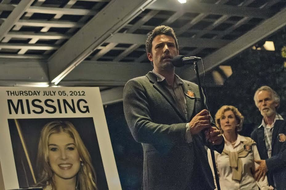 Gone Girl, le premier trailer, et le poster