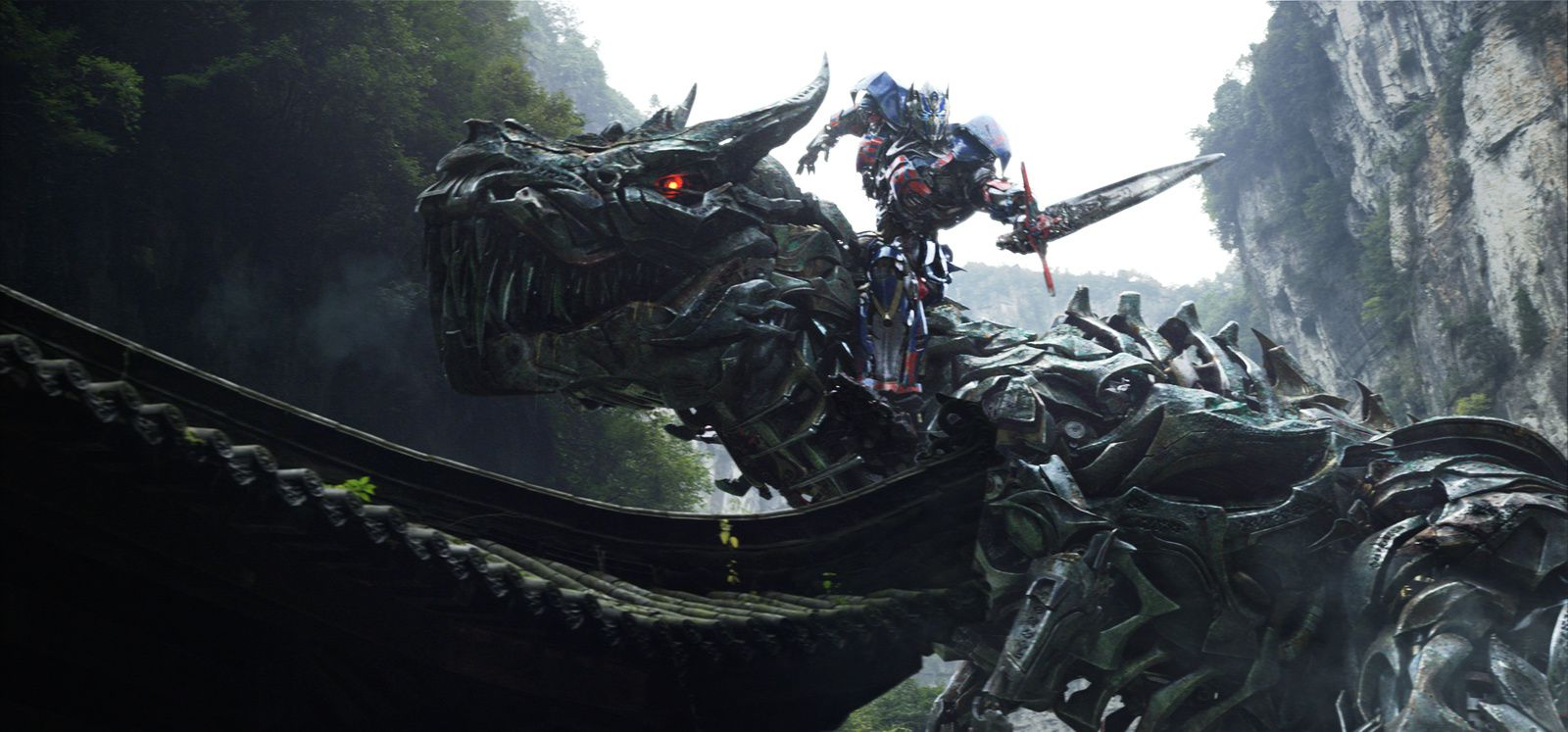 Le spot TV de Transformers 4 : l'âge de l'extinction