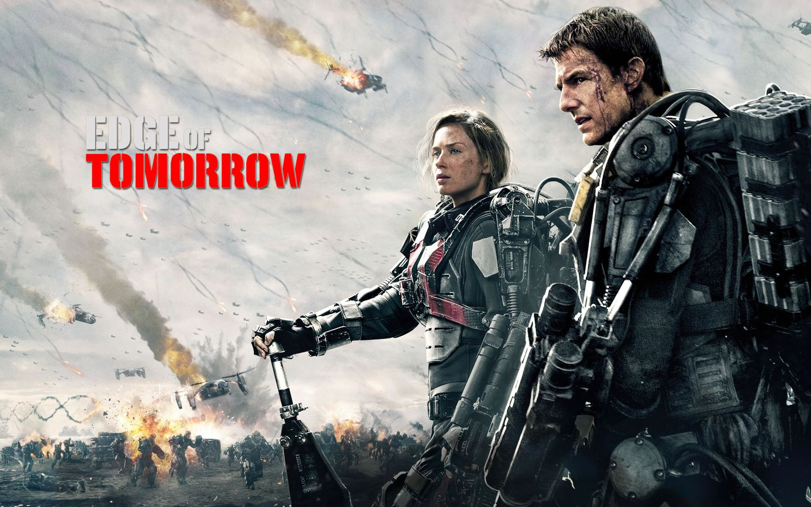 Edge of Tomorrow, trailer et spot TV