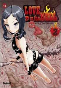 Love in the Hell tome 2 et 3