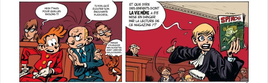 ©Dupuis édition 2013