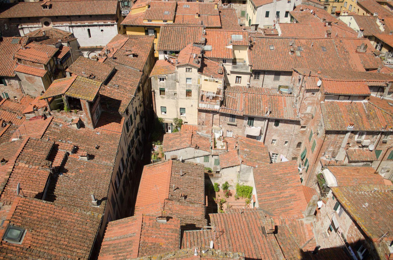 {Quelques jours en Toscane...} Episode 1: Pise &amp&#x3B; Lucca