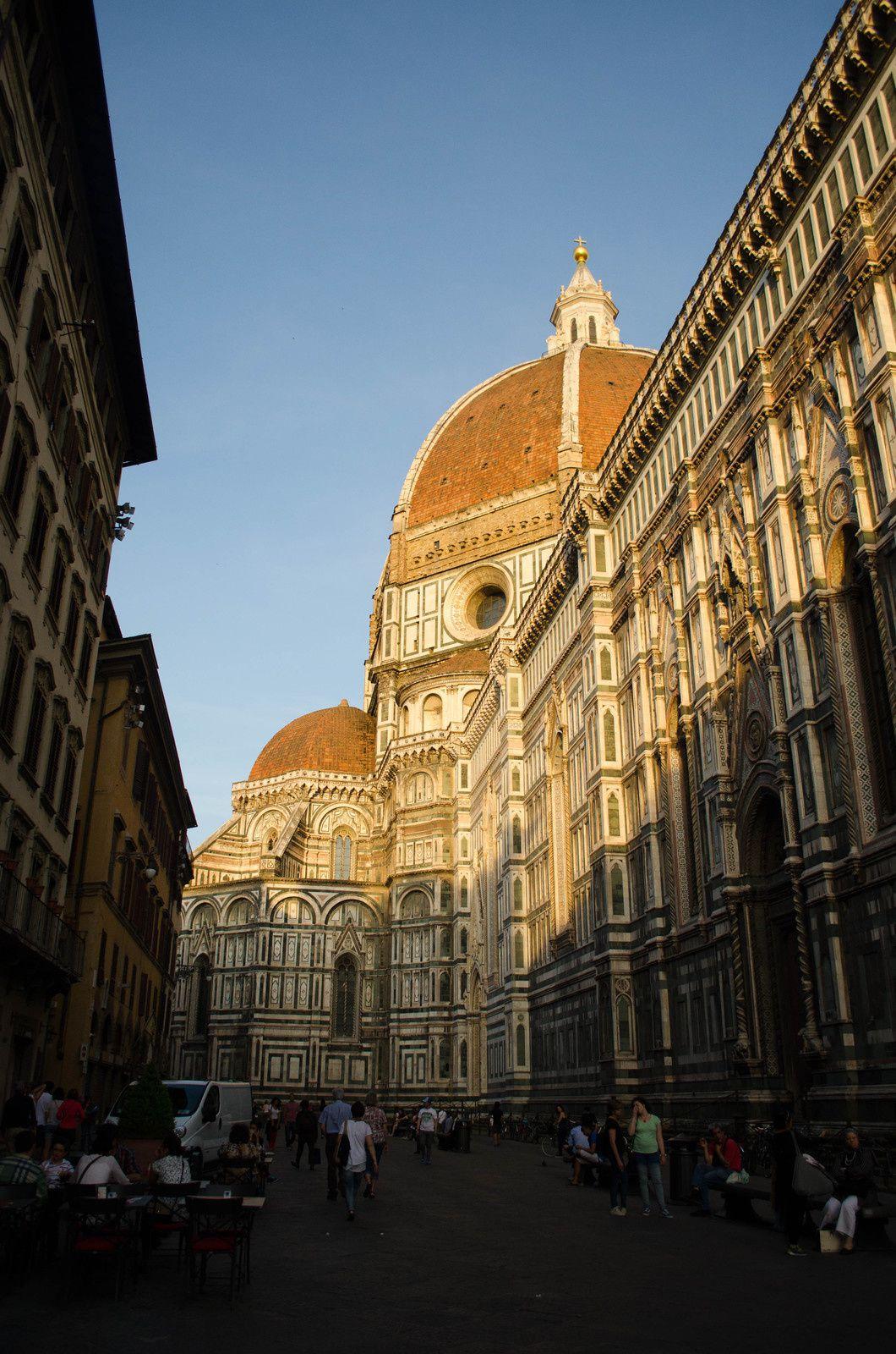 {Quelques jours en Toscane} Episode 2: en route pour Florence