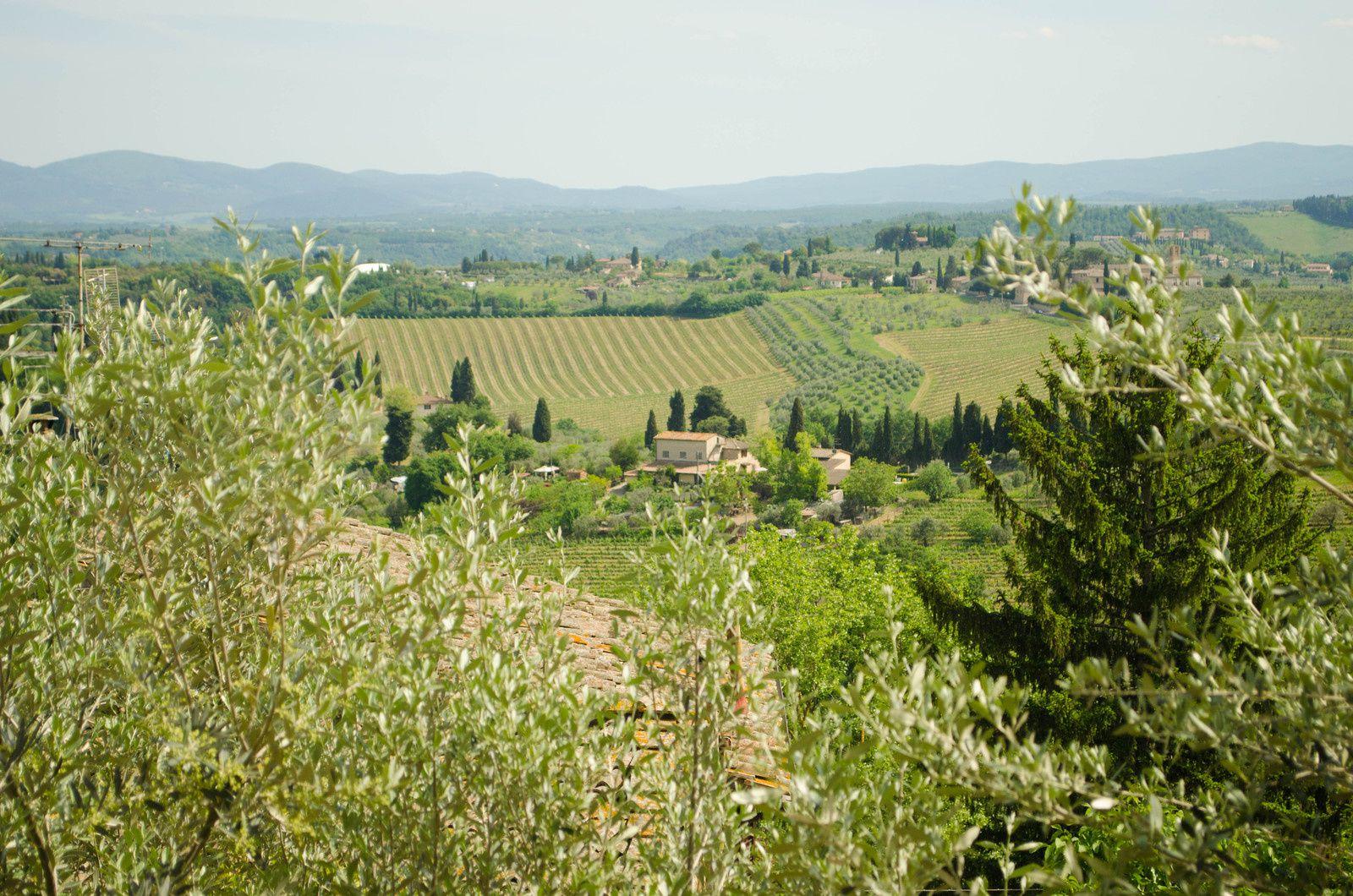 {Quelques jours en Toscane} Episode 3: Sienne et le Chianti