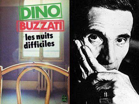 Dino Buzzati - auteur de fables modernes