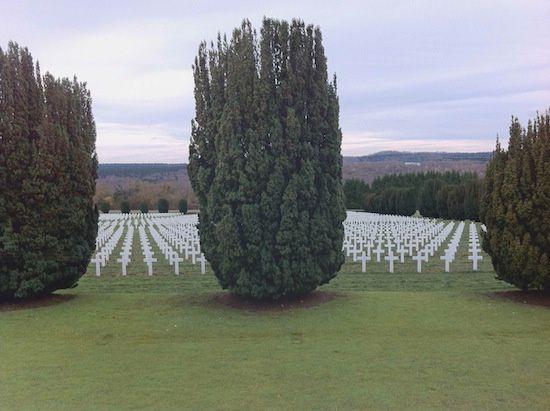Cent ans en arrière, retour à la guerre