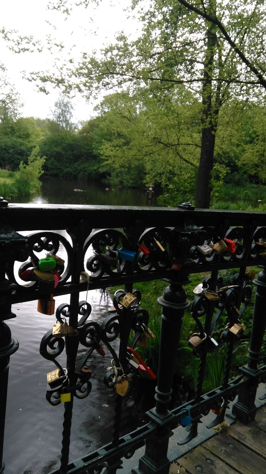 Wherever I go, I Amsterdam