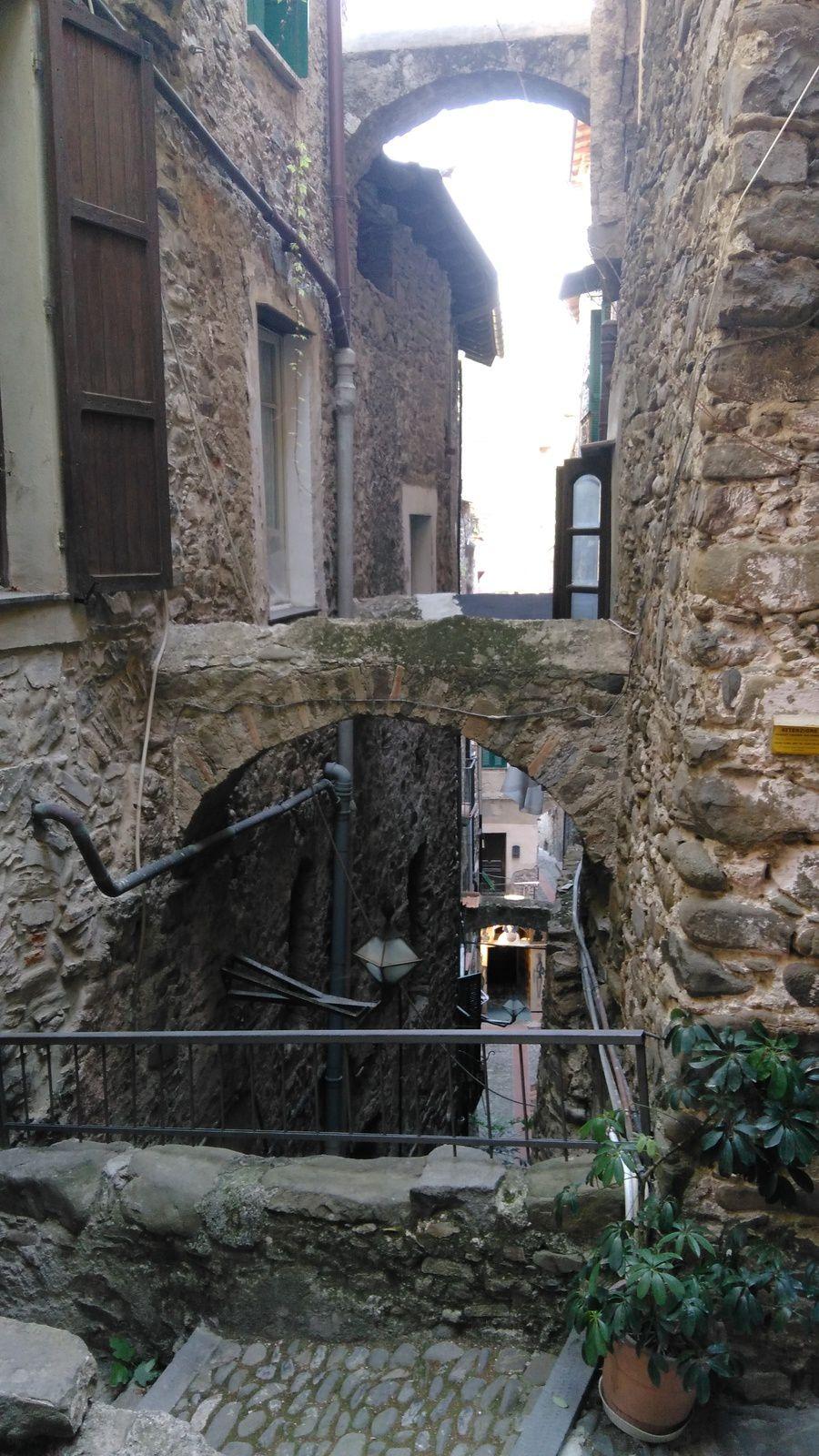 Entre la Provence (les rochers des Mourres à Forcalquier), le Var, Nice, et un village à la frontière italienne (Dolceacqua)