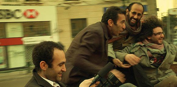 In the last days of the city (Tamer El Said)