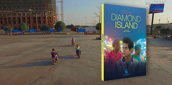 Diamond island • Jeu DVD