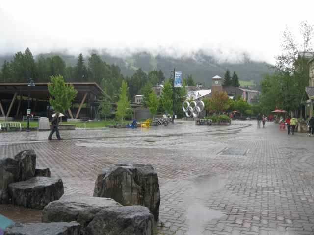 Whistler, Place Olympique