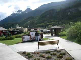 Klondike Gold Rush National Park, Skagway