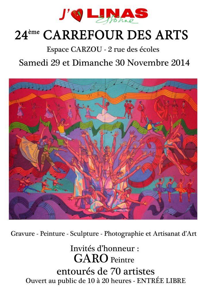 Carrefour des arts