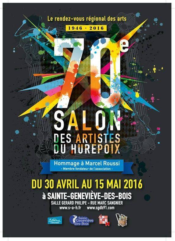70ème salon des Artistes du Hurepoix