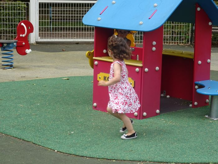 la petite maison du parc