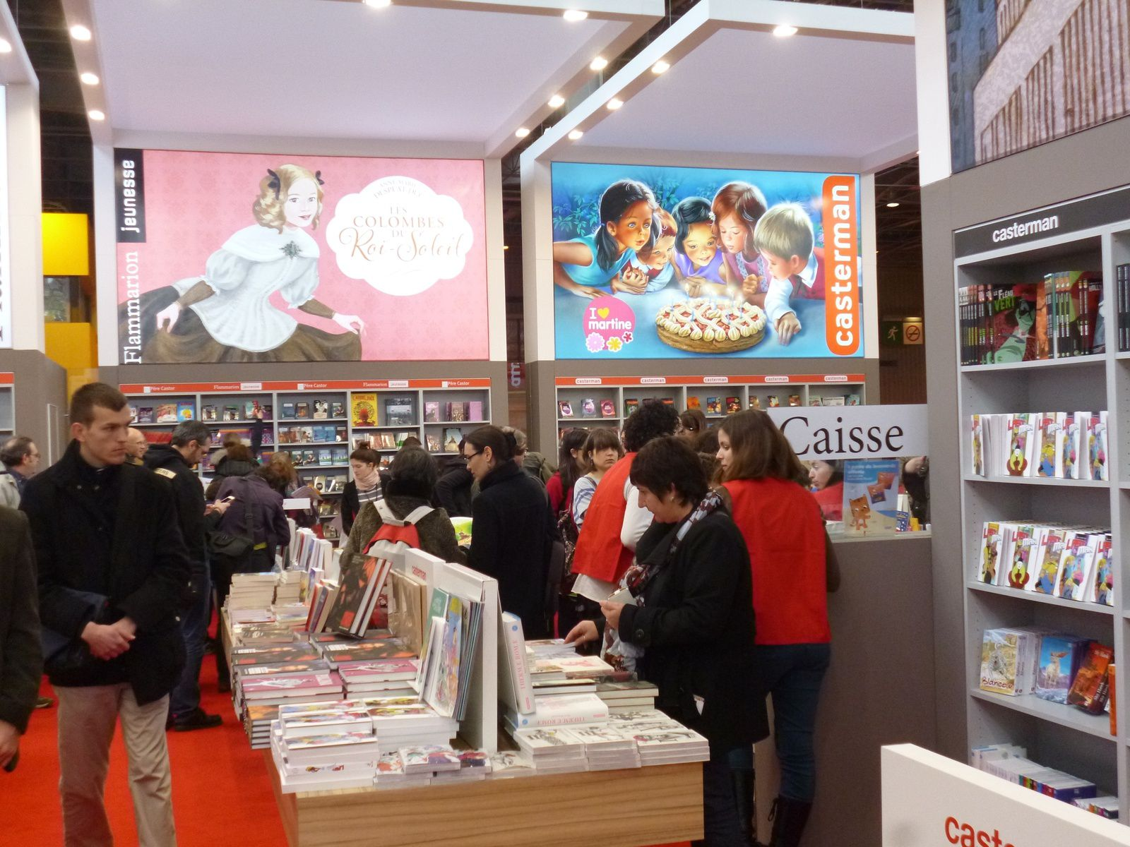 Salon du livre de Paris