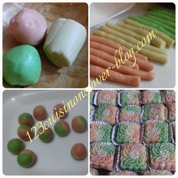 Kefta aux amandes &quot&#x3B;Mooncakes aux amandes&quot&#x3B;