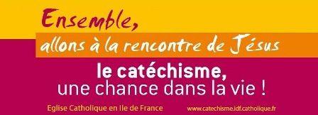 Inscriptions catéchisme, réunions d'information