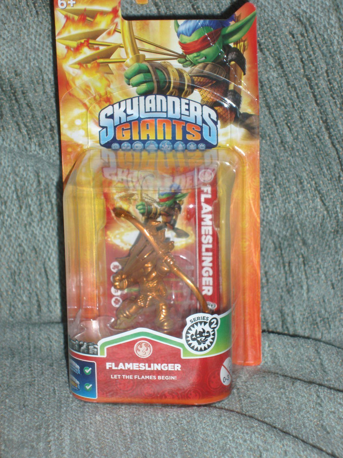 Amazon offre Golden FlameSlinger
