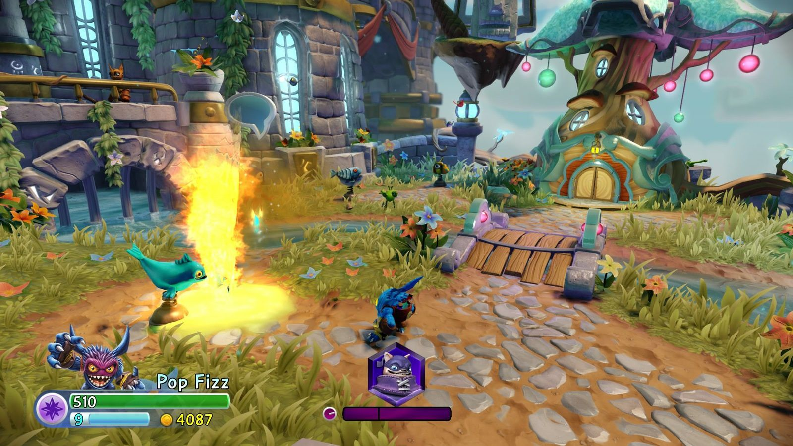 Skylanders Trap Team : Love Potion Fizzy Frenzy Pop Fizz