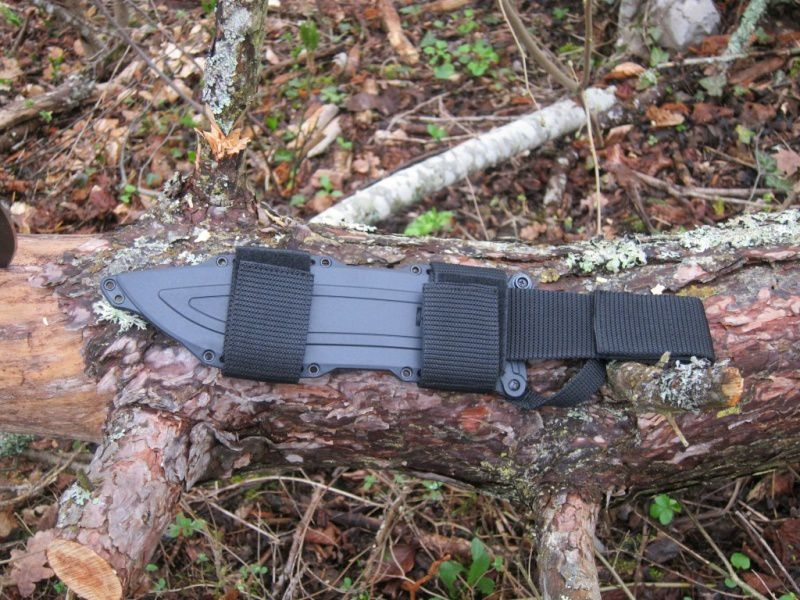 Test Couteau Kershaw Camp 10