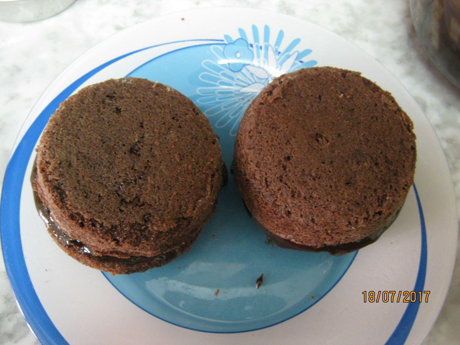MINIS DEVIL'S CAKE