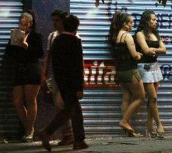 заражения от проституток