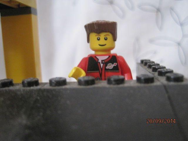 Lego City : La gare