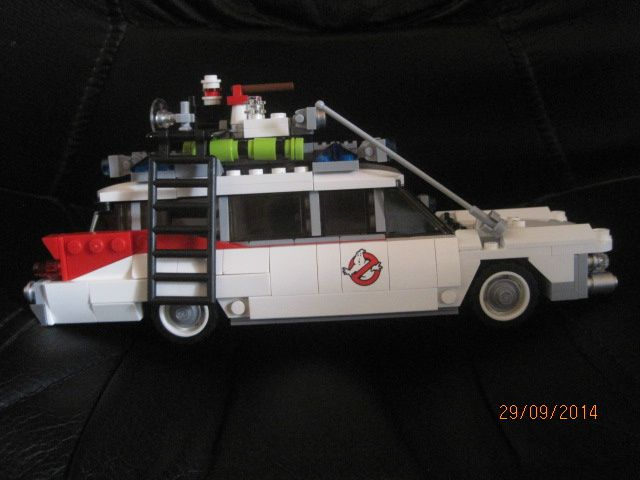 Lego Ideas : Ghostbusters