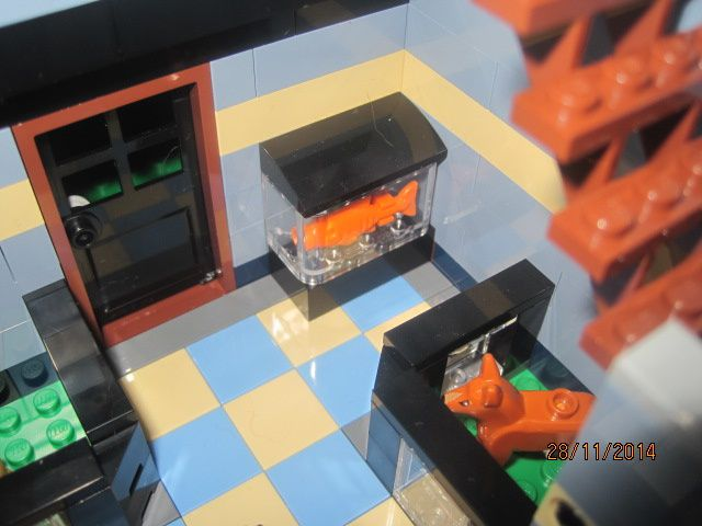 Lego Creator : Magasin d'animaux