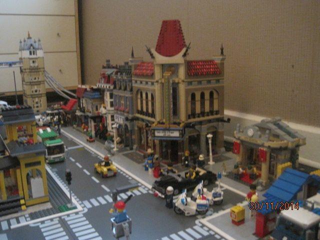 Lego : Ma ville le 30 novembre 2014