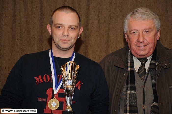 Champion 2014 du Rummikub Club Cominois