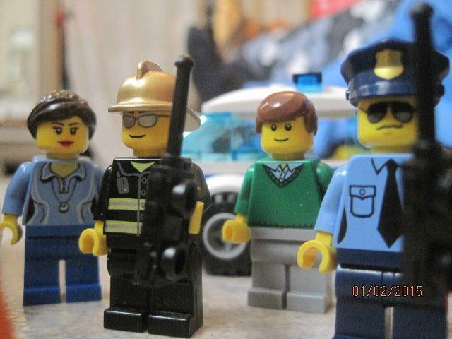 Lego : Ma ville le 01 février 2015