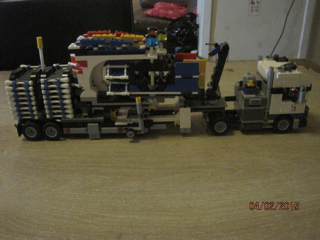 Lego Creator : La fête foraine