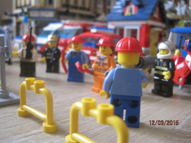 Lego : Ma ville le 12 mars 2015