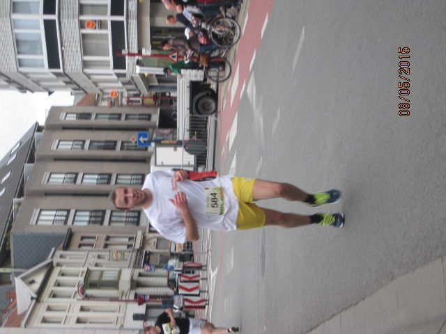Grensloop Menen : 5 kilomètres le 08 mai 2015