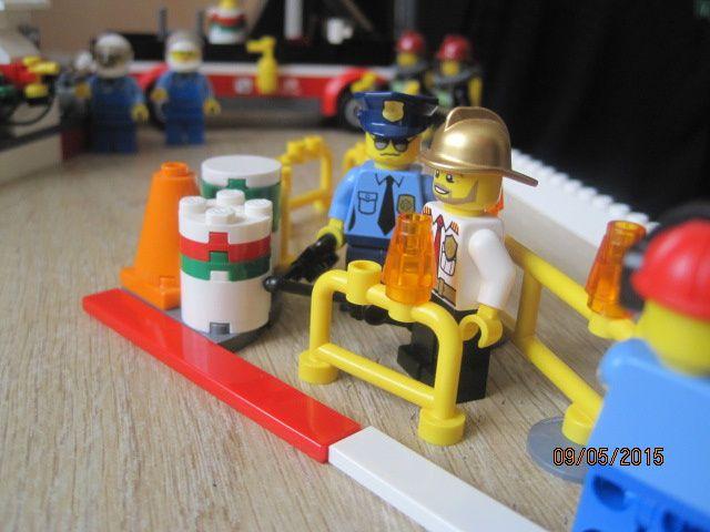 Lego : Superbiker dans ma ville