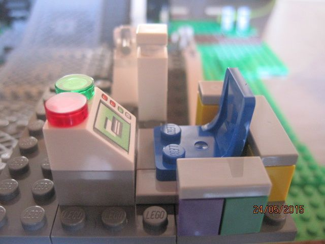 Lego : La grande roue (2/4)