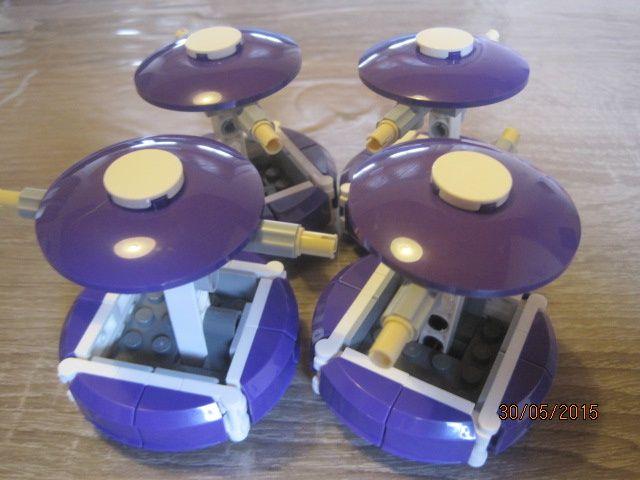 Lego : La grande roue (4/4)