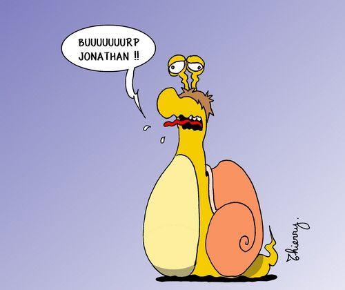 Jonathan et les Simpsgouille 2.