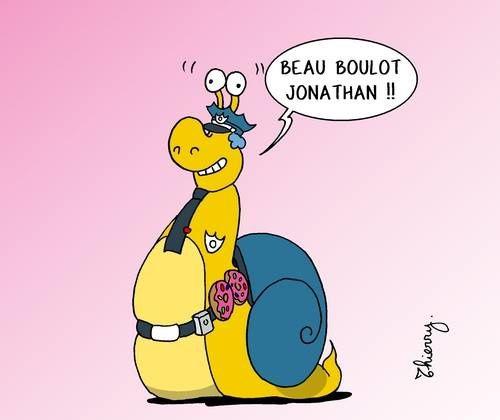 Jonathan et les Simpsgouille, suite et fin.