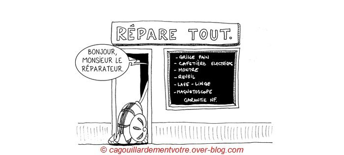 Le recyclage 2.0.