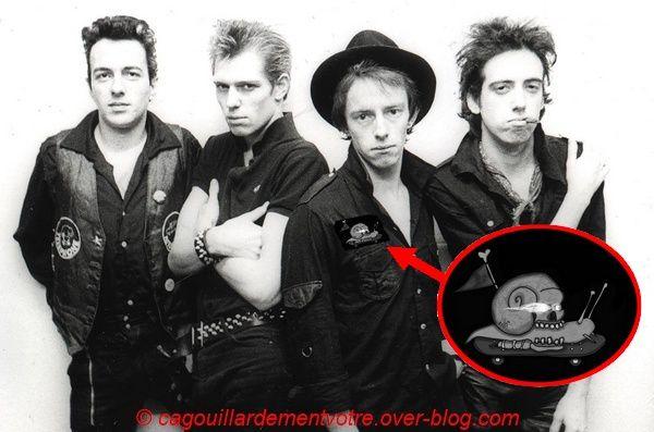 Les rock stars aiment les cagouilles
