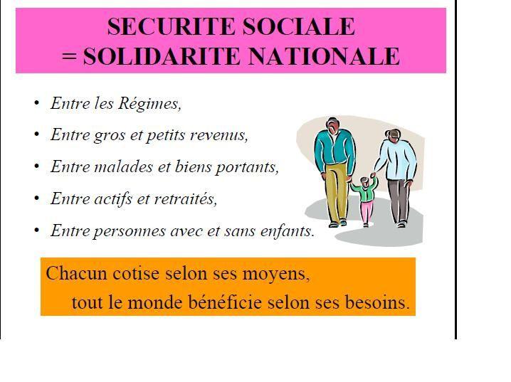 Sécurité sociale – Analyse et propositions CGT
