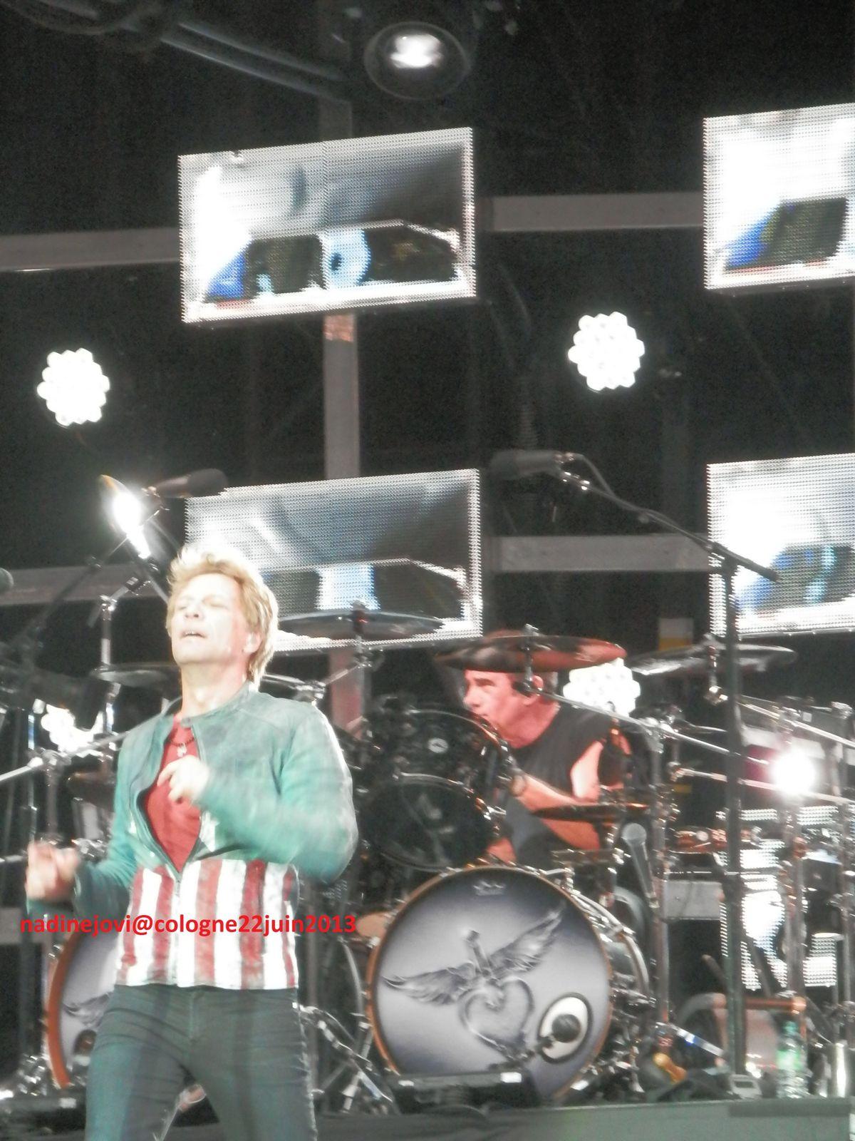 Album photos Cologne 22 juin 2013