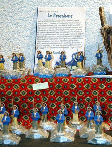 Calendrier 2015 des foires aux santons